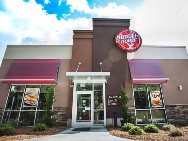 Huddle House is set to open in Garfield and Teterboro Landing.