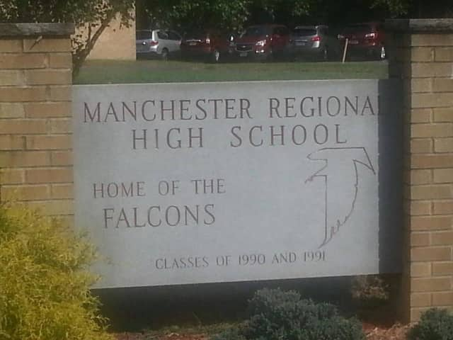 A Manchester Regional High School student was selected for an education trip to Washington, D.C.