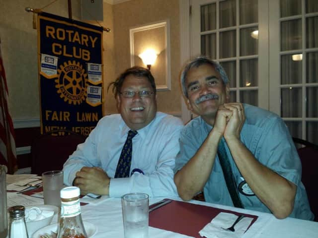The Fair Lawn Rotary Club is having its annual beefsteak dinner.