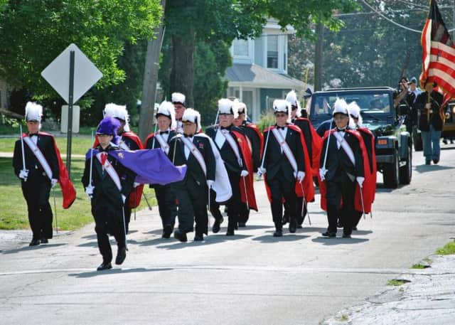 Memorial Day parades and ceremonies take place all over the east region of Dutchess County on Monday.