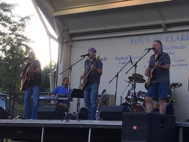 The annual Family Music Festival kicks off at Germonds Park on Wednesday.