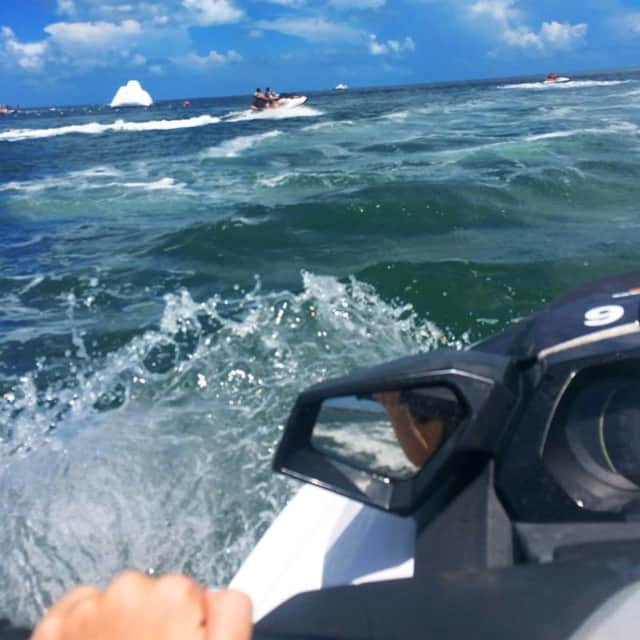 Fury Water Adventures offers guided tours of the island.
