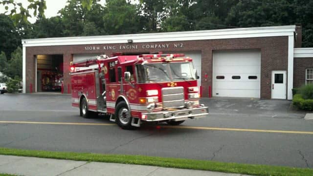 The Storm King Engine Company received a $65,000 grant.