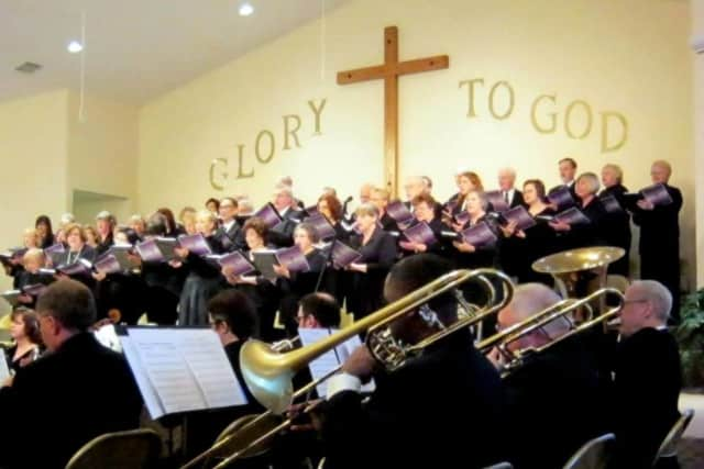 Grace Bible Church in North Haledon has plans for New Year's Eve.