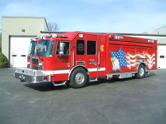 Coldenham Fire Department.