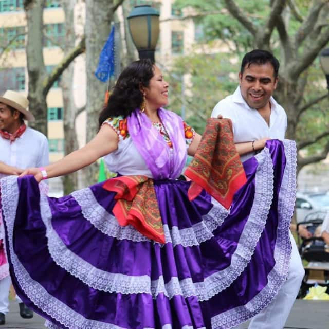 The 8th annual La Guelaguetza festival is taking place in Poughkeepsie Sunday