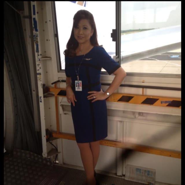 Jennifer Samson was a United Airlines flight attendant based in Newark.