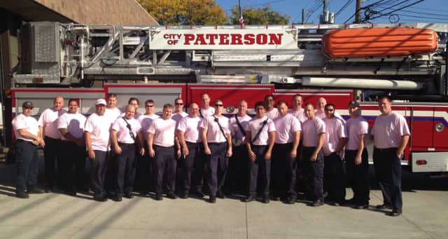 Paterson firefighters