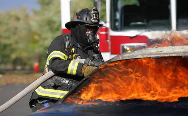 Ridgefield Park offers learning and training opportunities for those who want to fight fires.