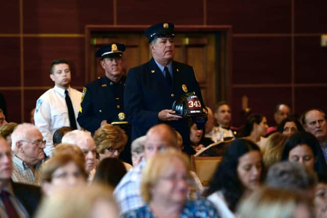 An annual Blue Mass will commemorate the 15th anniversary of the 9/11 attacks and honor first responders Sept. 11 at St. Thomas Aquinas Church in Fairfield.