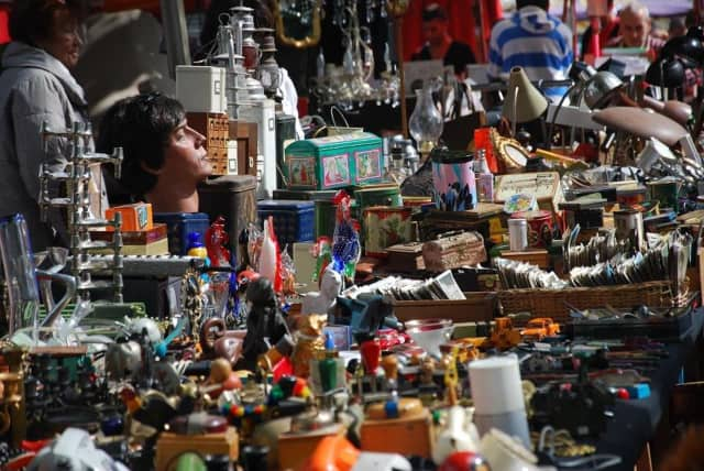 Collectibles and garage/tag sale items will be for sale at the holiday flea market at Bergenfield HIgh School.