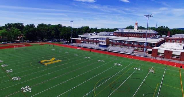Ramsey High School football field
