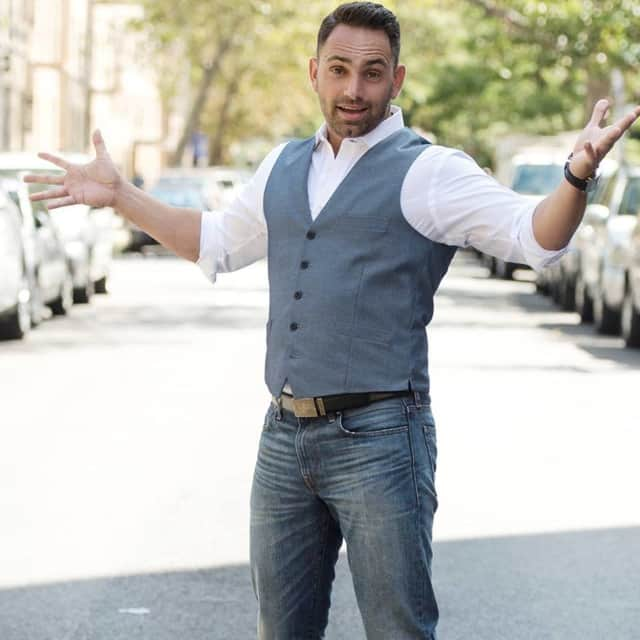 Kevin Israel and three other comedians will perform in Clifton on Oct. 22.