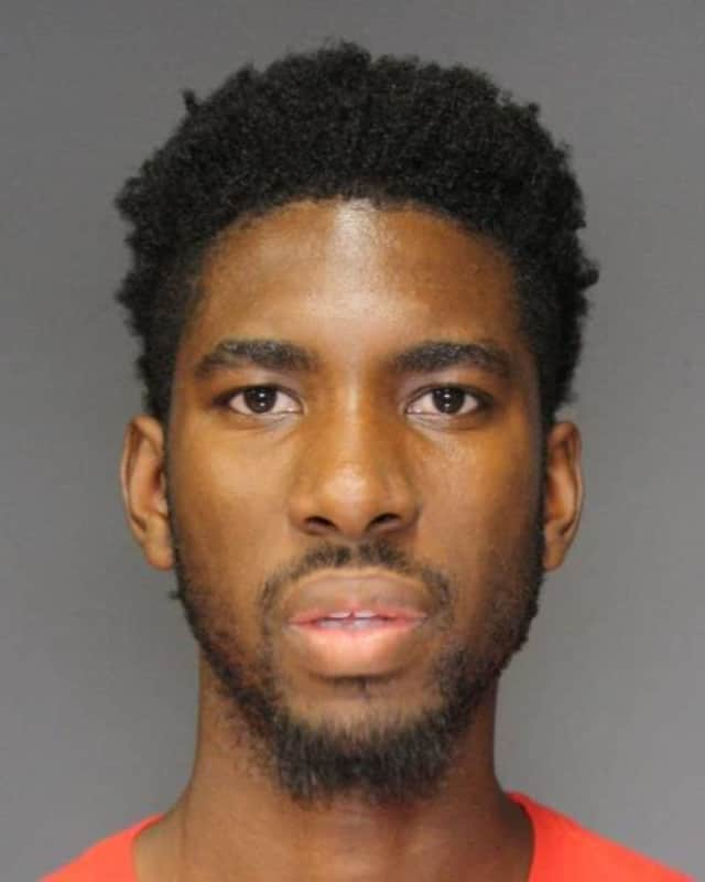 Jhavier Daley of Mount Vernon is being held at the Rockland County Jail after attacking a woman at Dominican College.