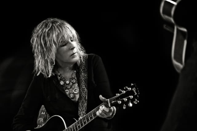 Lucinda Williams will perform Oct. 11 at the Bardavon.