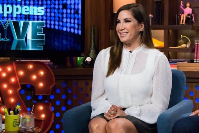 Jacqueline Laurita of Franklin Lakes.