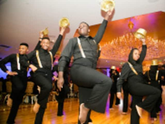 The Revelators performed Monday at the Boys & Girls Club of Mount Vernon