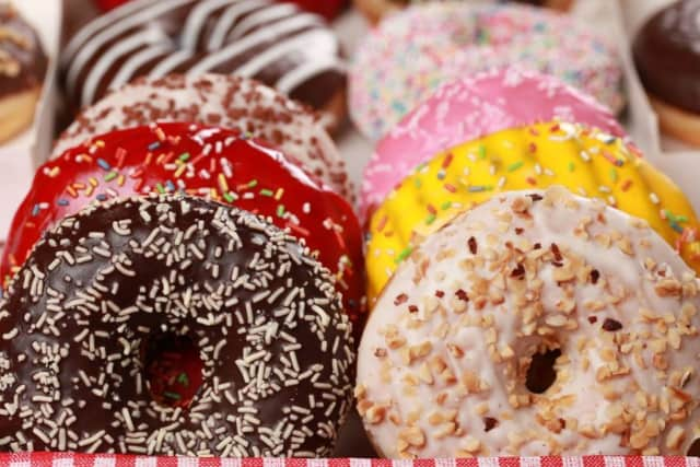 National Doughnut Day is June 3.