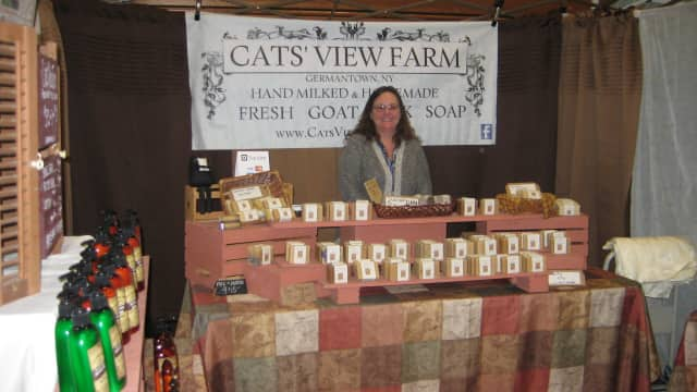 The 44th annual Dutchess Community College Foundation Craft Fair takes place Nov. 28 and 29.