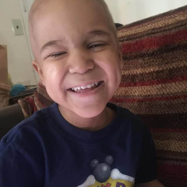 Lil Ryu, 5, has been battling cancer.