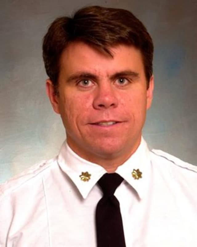 FDNY Battalion Chief Michael J. Fahy of Yonkers was killed when a piece of flying debris hit him in the head during an explosion at a ronx home that had a marijuana-growing operation inside.