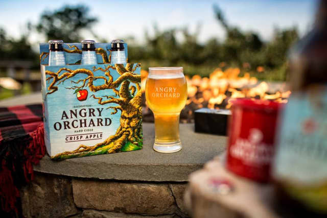 "Angry Orchards will hold a ""Cruise for a Cause"" event."