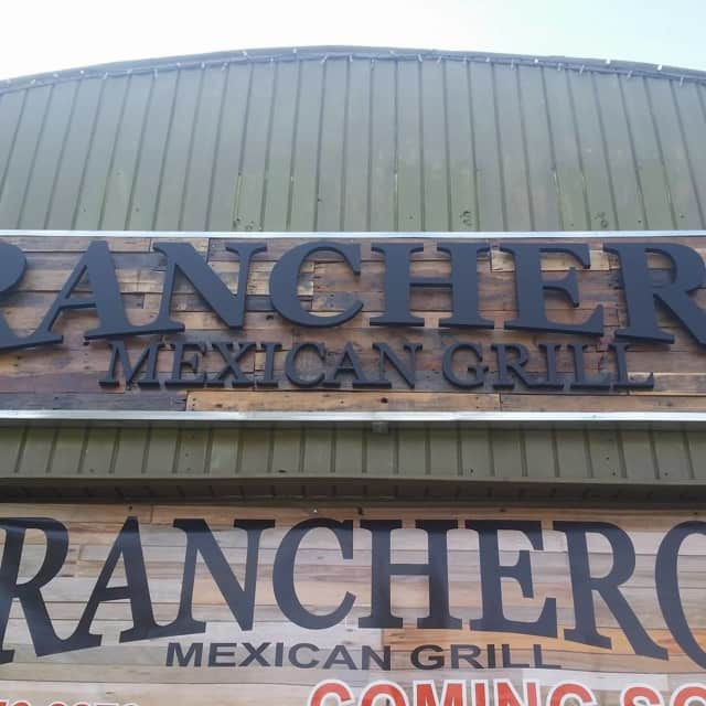 Ranchero Mexican Grill is open for dinner on Park Avenue in Rutherford.