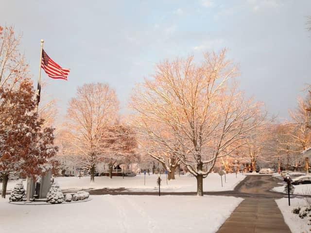 The Monroe tree lighting event is Saturday.