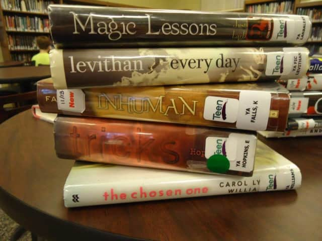 The Glen Rock Library is collecting gently used books for its Great Book Sale.