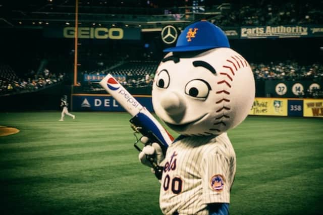Mr. Met is expected to appear at Glen Rock's baseball and softball opening day parade.