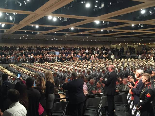 The New York State Police recently graduated 226 new members who will join the department.