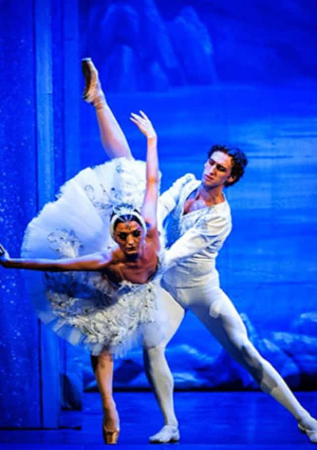 """Swan Lake"" is coming to Poughkeepsie for a single performance."