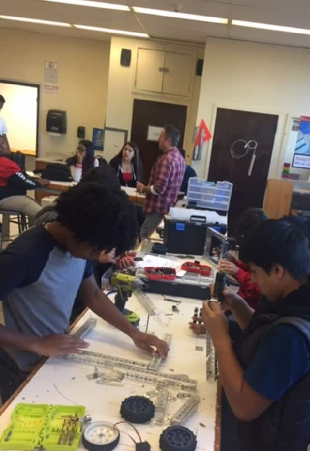 Peekskill High School's robotics team will host a regional tourney this Saturday, Dec. 3, where fledgling scientists and engineers can show off their technical skills.