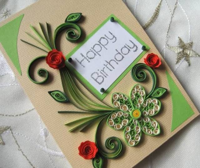 Learn how to make a greeting card at the Fair Lawn Library.