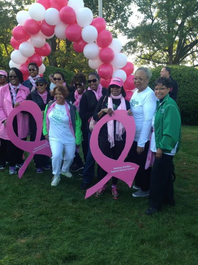 The Greater Hudson Valley Chapter of The Links, Incorporated is working to help women with breast cancer in Westchester County and beyond.