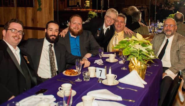 The Elmwood Park Elks use a Valentine's Day dinner to fund their efforts to help people with special needs.