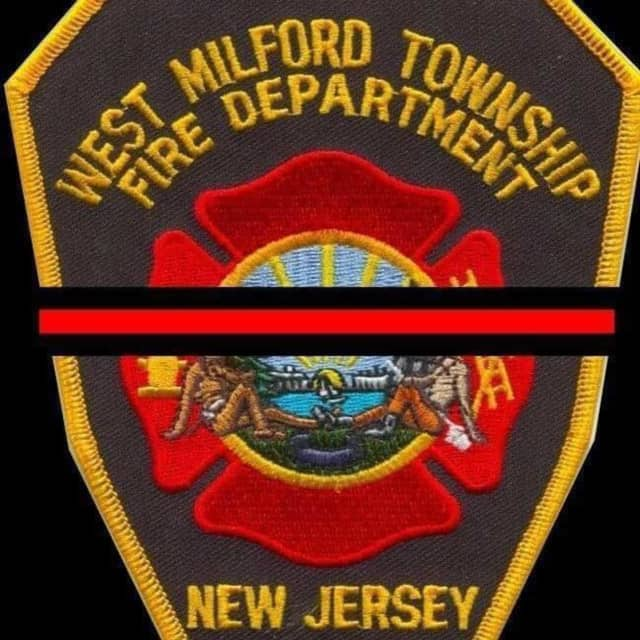 The West Milford Fire Department mourns the loss of longtime firefighter and former chief, Alfred A. Stewart.