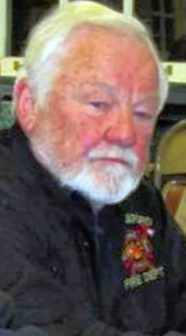 Firefighter Alfred Stewart of West Milford.