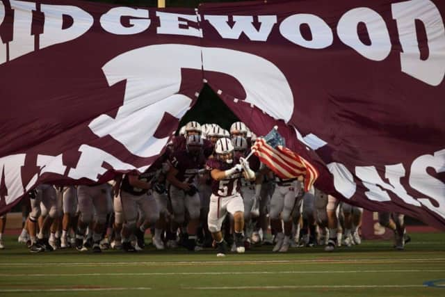 The Ridgewood Maroons are advancing to the NJSIAA Football Championships undefeated.