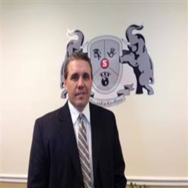 Somers Superintendent Raymond Blanch