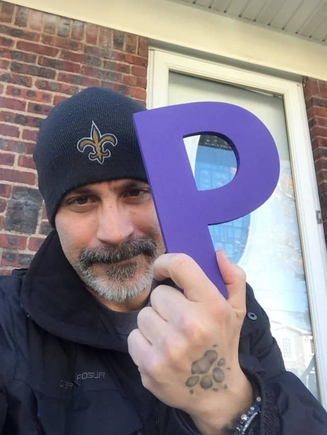 Joseph Pinto is donating profits from his book to the Lustgarten Foundation for Pancreatic Cancer Research. His father died of the disease 9 years ago.