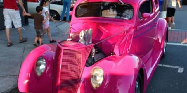 Nyack is hosting a Classic Car Night.