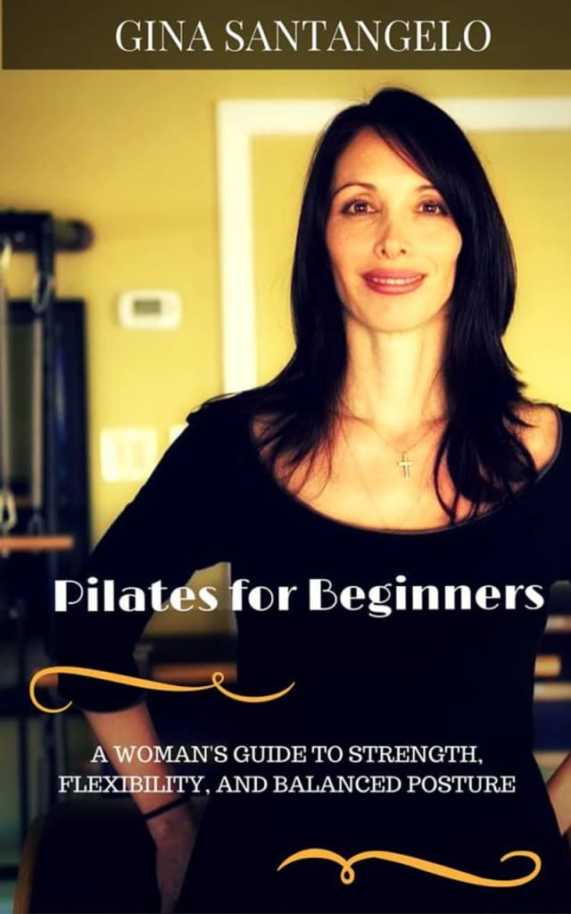 Gina Santangelo's pilates book focuses on overall health.