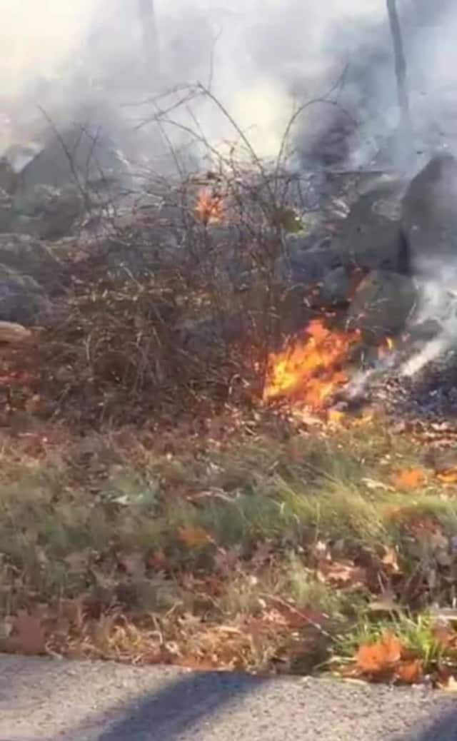 Two fires that have burned more than 1,300 acres at Harriman State Park are now under control.