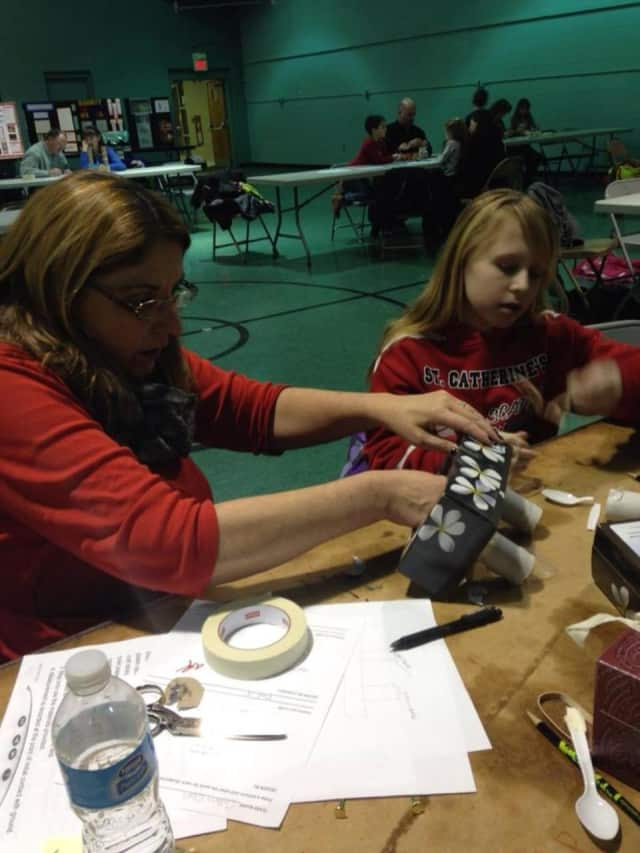 Crafts will be featured at the St. Catherine of Bologna fair in Saturday, Dec. 5.