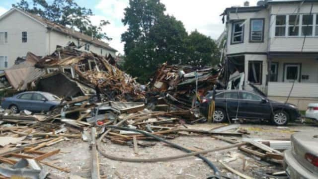 A GoFundMe has been set for a Paterson couple whose house exploded.