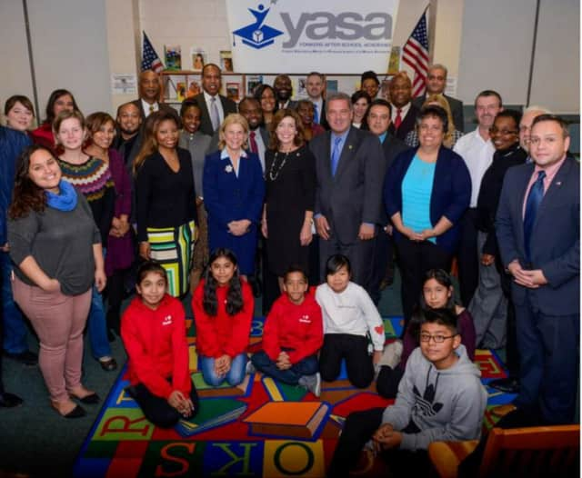 The Yonkers After School Academy received a $7 million state grant.