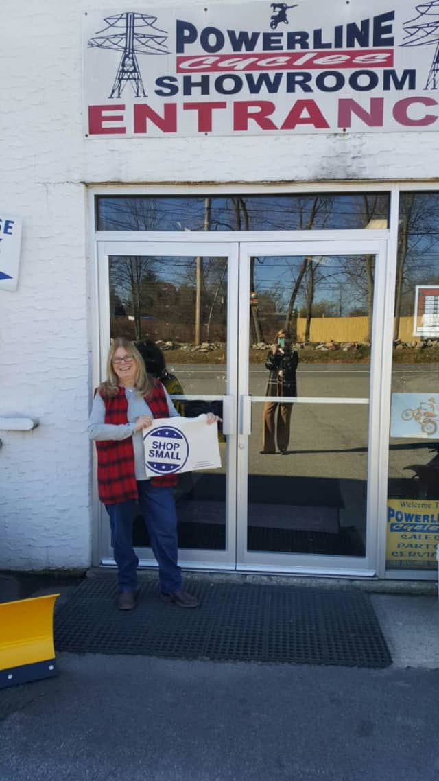 Powerline Cycles, 15 Secor Rd, Mahopac, is gearing up for Small Business Saturday.
