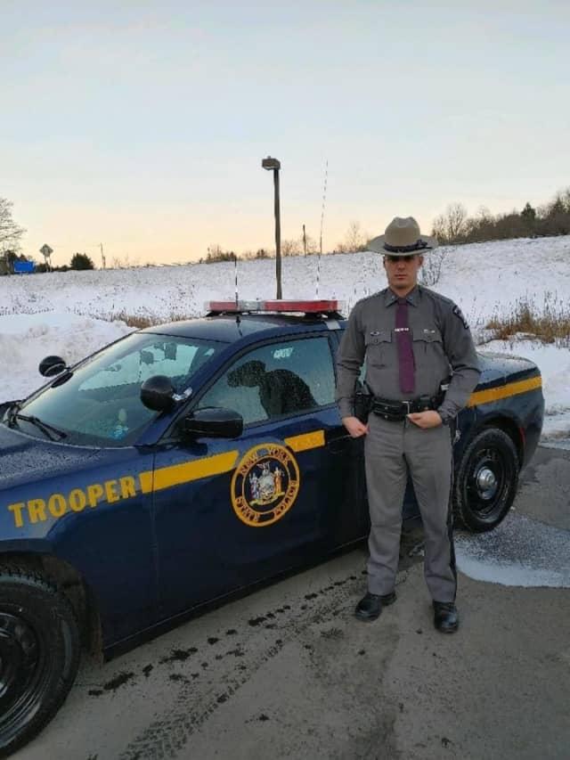 Trooper Nicholas D'Angelo