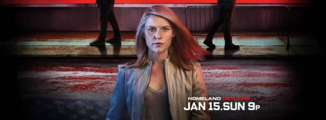 """Homeland"" has been spotted shooting scenes in Westchester."
